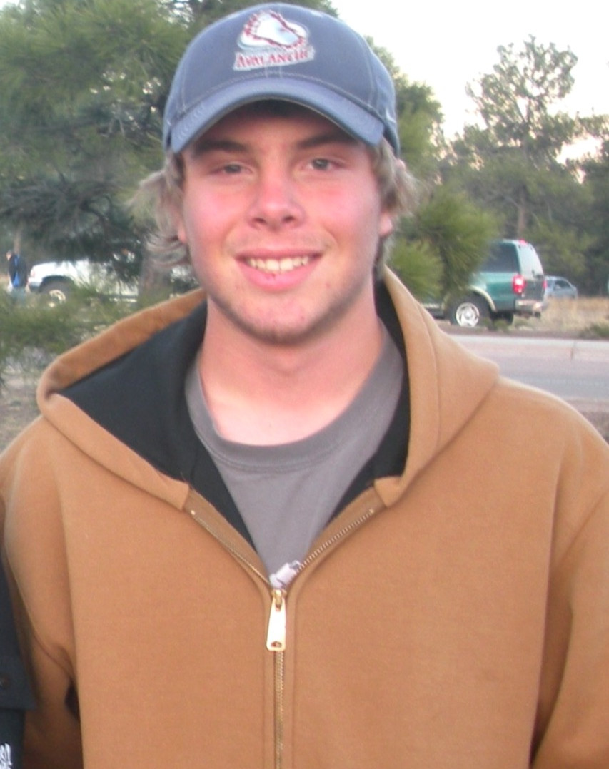13. Weston age 17