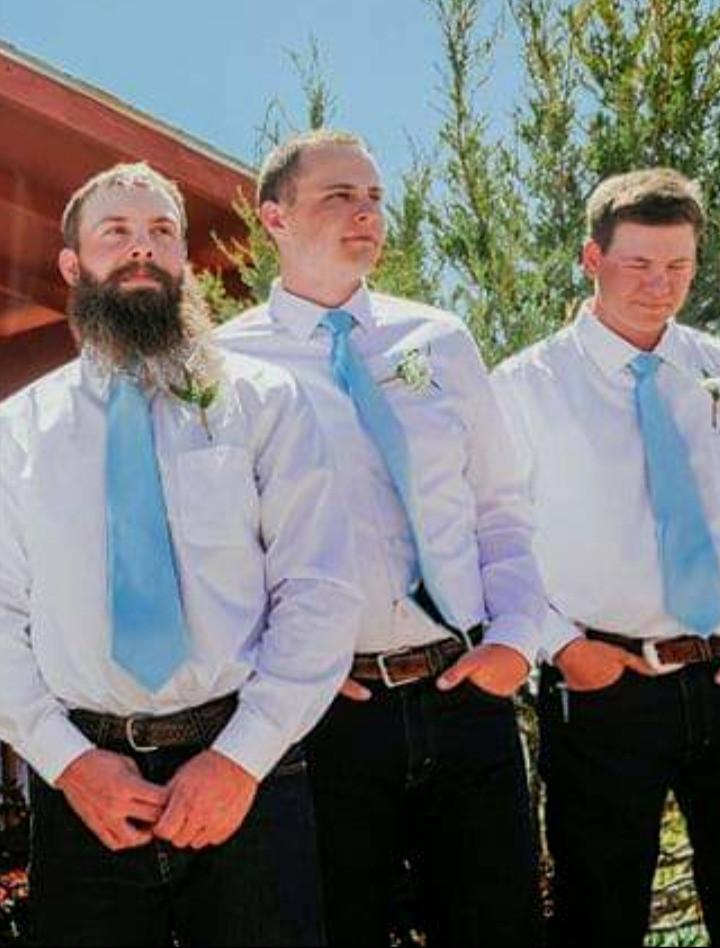 38. Weston and wedding 2
