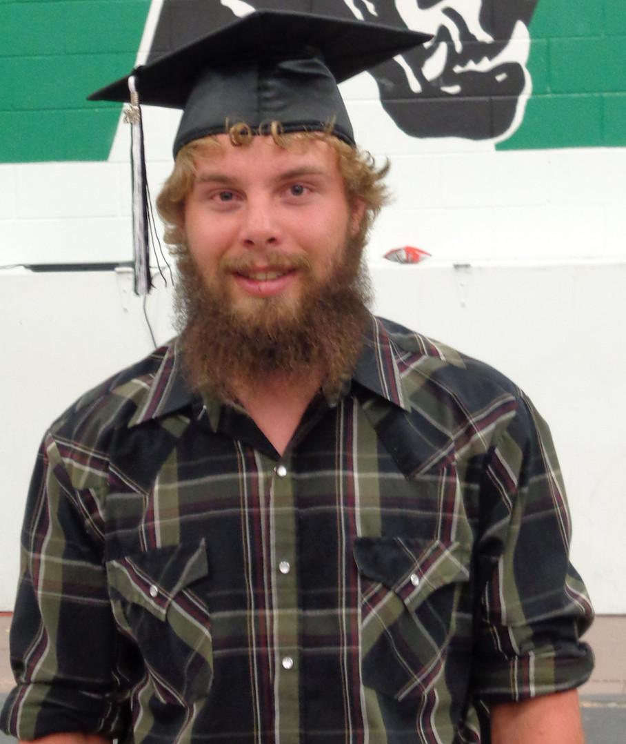 15. Weston high school graduation.JPG