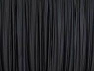 BLACK Velour stage panels
