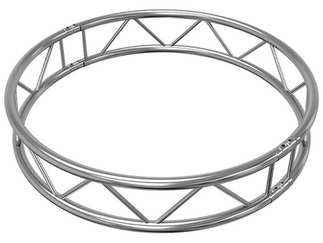 IB-C1.5-V180- 4.92FT. (1.5M) VERTICAL TRUSS CIRCLE VERTICAL CIRCLE / 2 x 180 DEGREE ARCS