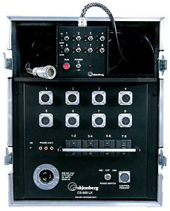 SKJONBERG CS-800 MOTOR CONTROLLER