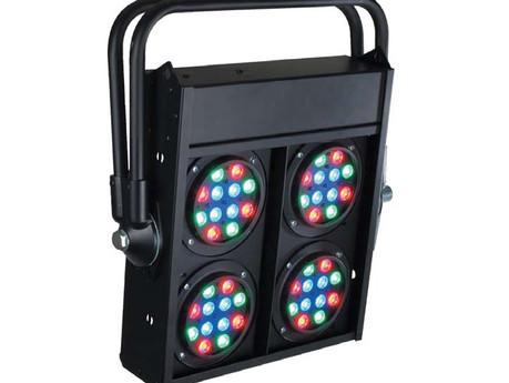ELATION LED 4 LIGHT AUDIENCE LIGHT