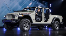 JEEP GLADIATOR REVEAL