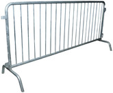 STEEL BIKE RACK BARRICADE