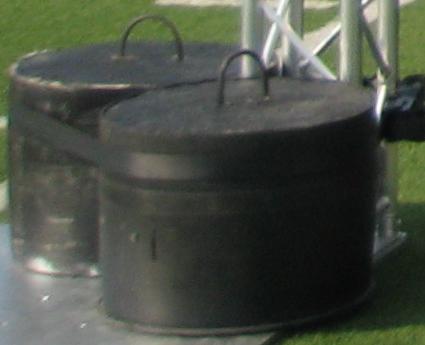 500 LB 1/2 barrel BALLAST