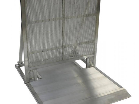 ALUMINUM ACCESS VOID BARRIER