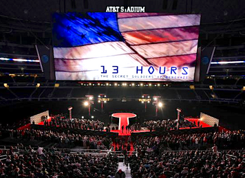 13 HOURS MOVIE PREMIER