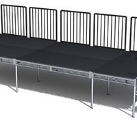 Basic Stage Steel Deck