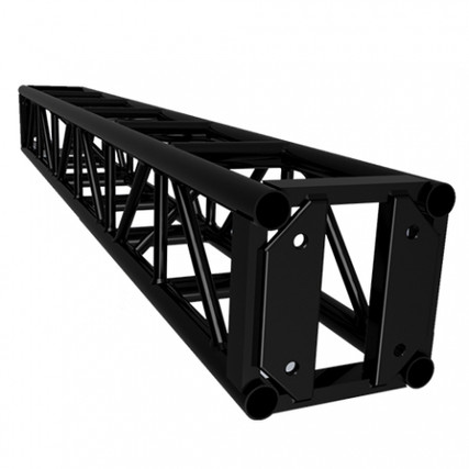 "12"" Box Truss Utility Black"