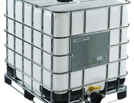 275 - 330 Gallon Tote up to 2600 LBS water ballast