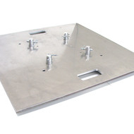 "BASE PLATE 30X30A  - 30"" X 30"" ALUMINUM BASE PLATE FOR F34"