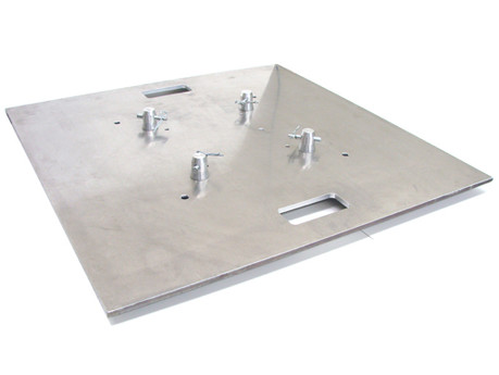 """BASE PLATE 30X30A- 30"""" X 30"""" ALUMINUM BASE PLATE FOR F34"""