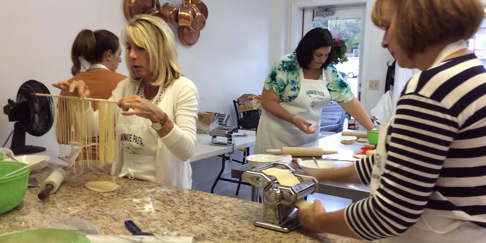 Basic Pasta Making Class
