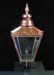 Post Top Lantern