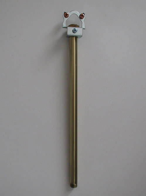 "1/2"" Polished Brass Rod Suspension"