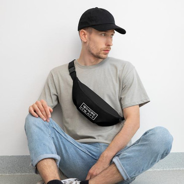 Where It's ATT Bum Bag - Black