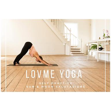 Yoga Self-practice
