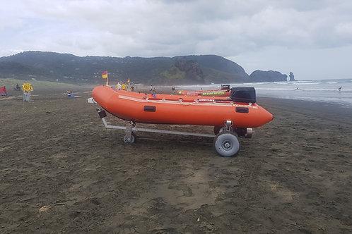 Beach Wheels Boat trailer