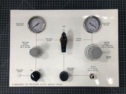 Pressure and Vacuum Test Panel