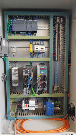 Tapping Machine Control Panel