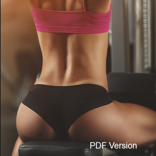 The 200 Glutes 30 Day Challenge
