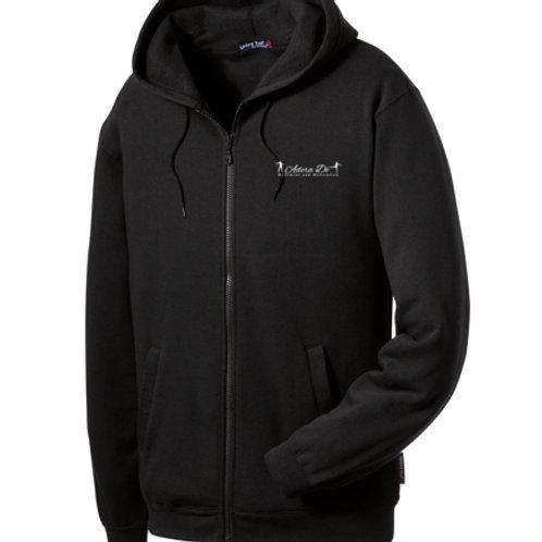 Full Zip Hooded Sweatshirt (Item # : PC78ZH)