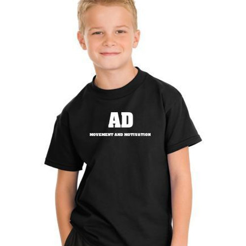 Youth Hanes T-Shirt (Item # : 5450VY)