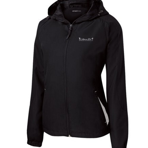 Ladies Hooded Raglan Jacket (Item # : LST76)