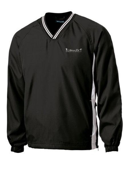V-Neck Wind Shirt (Item # : JST62)