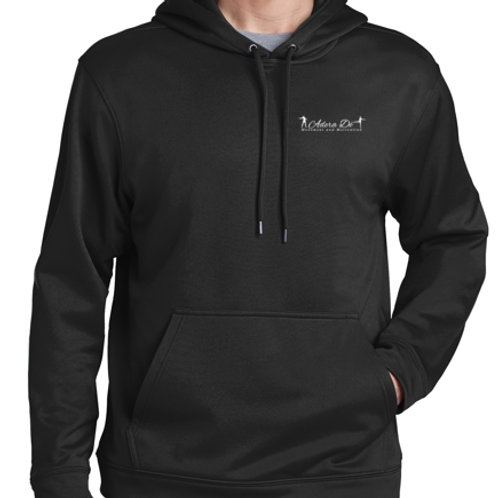 Moisture Wick Hooded Sweatshirt (Item # : F244)