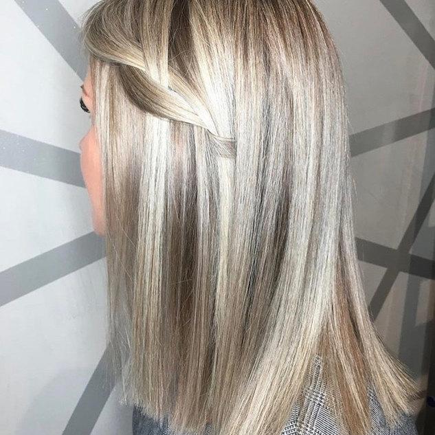#blondi #luxima #hiustenvärjäys