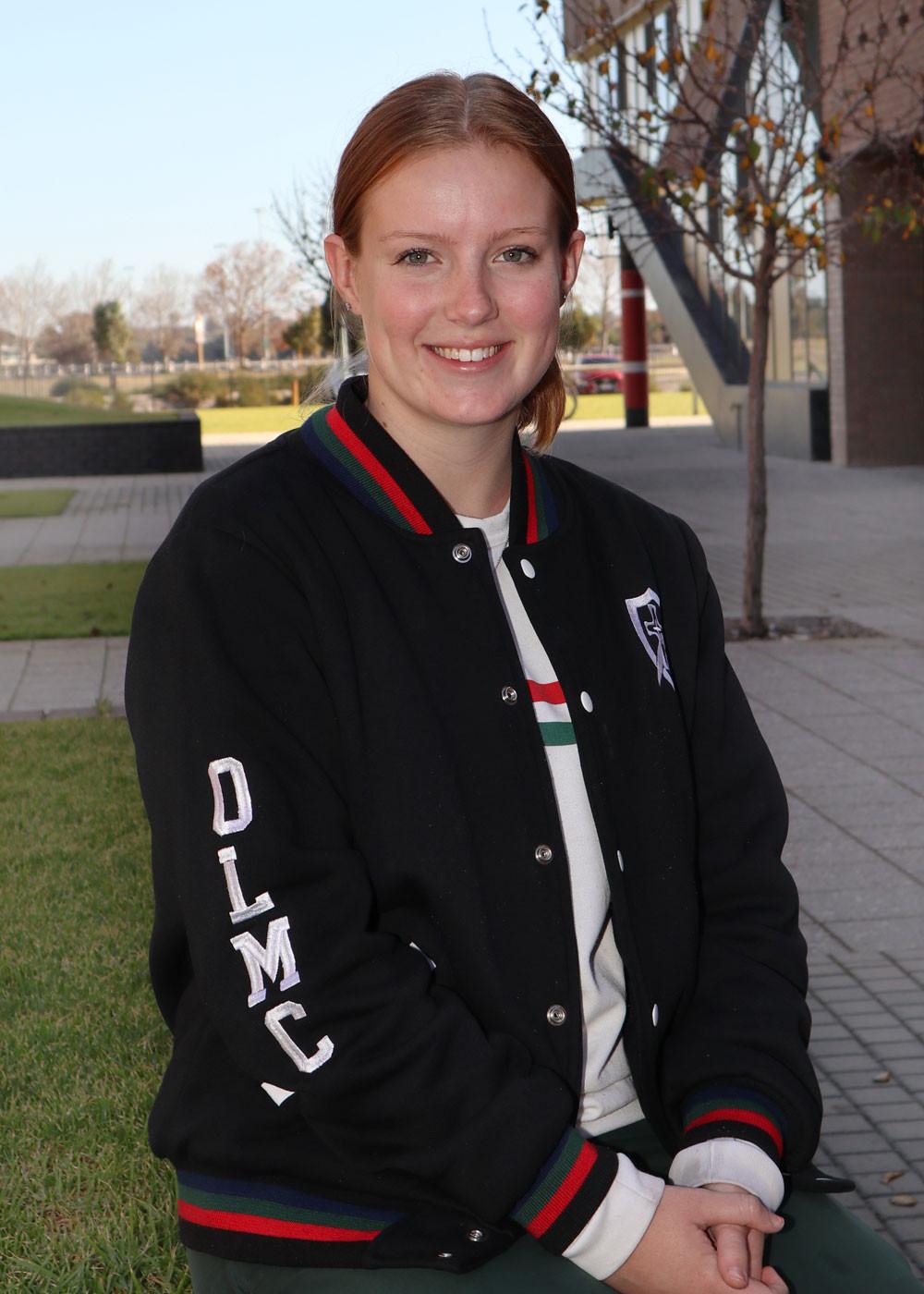 Elysia Shields enjoys volunteering for Meals on Wheels