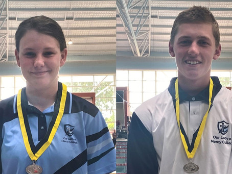 Congratulations to our Swimmers