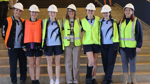 VIP Tour of the Gymnasium for Graduating Class of 2021