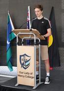 Blake Botica, the top ATAR student of 2019