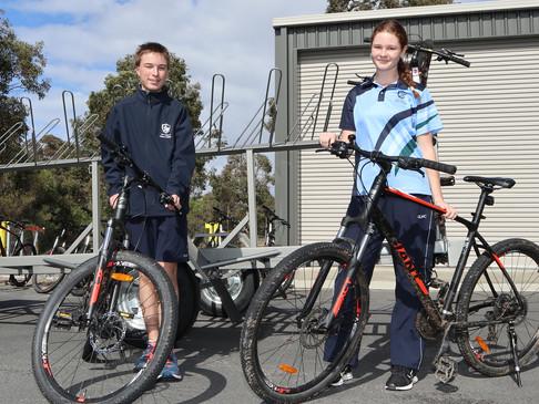 New Bike Trailer Brings Opportunity for Adventure