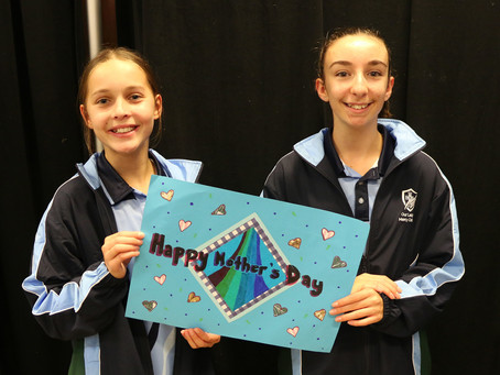 A Message From Our Year 7s For Mother's Day