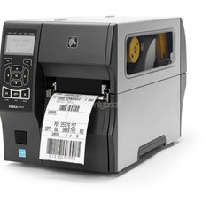 Zebra ZT410 , 203 dpi industrial barcode printer