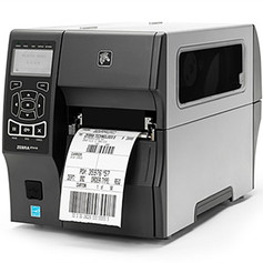 Zebra ZT230 , 203 dpi industrial barcode printer