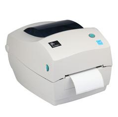 Zebra Gk888 , 203 dpi barcode printer