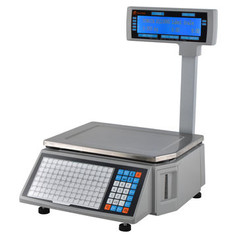 Golden Gate RONGTA weight scale machine with barcode printer