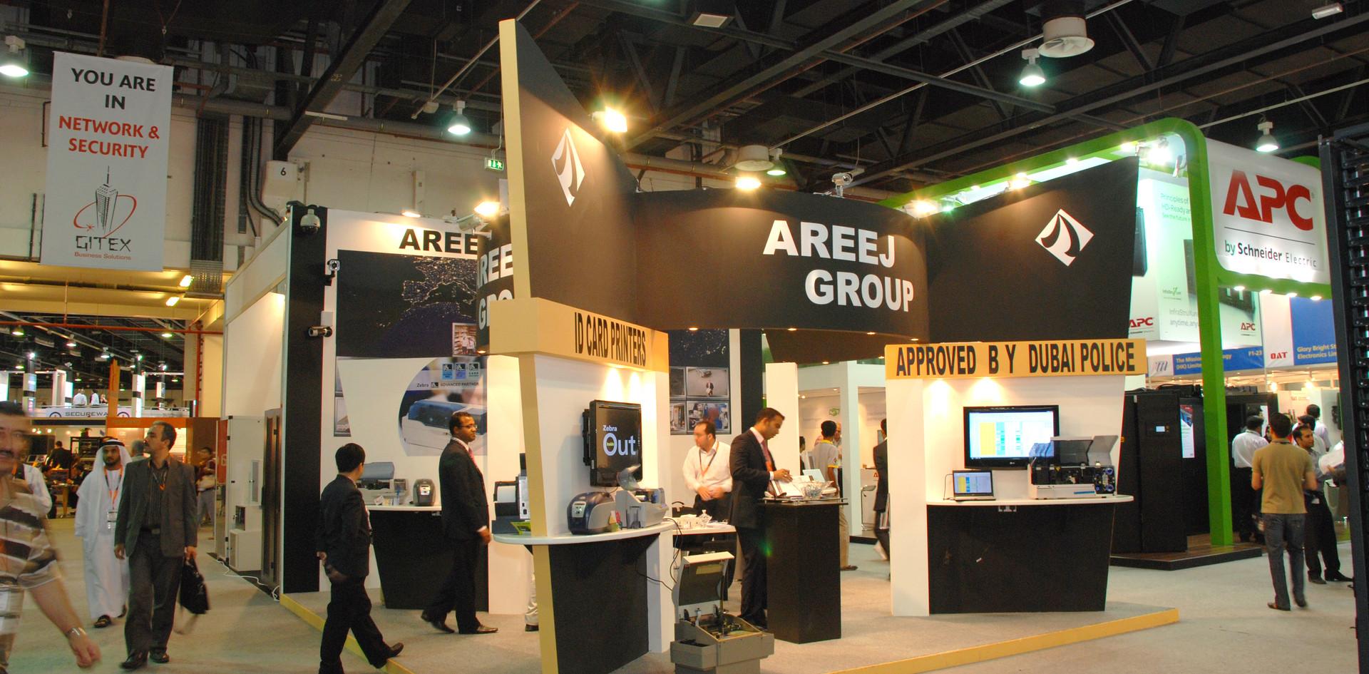 Areej At Gitex 2009
