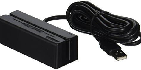 USB MSR reader
