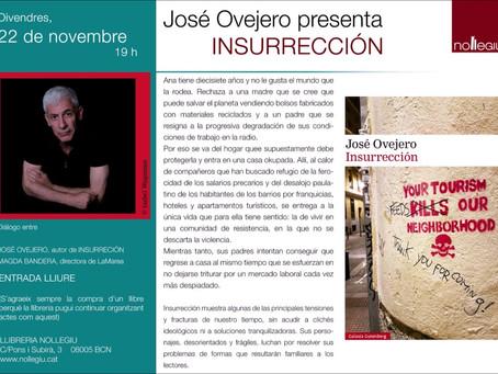 INSURRECCIÓN de José Ovejero