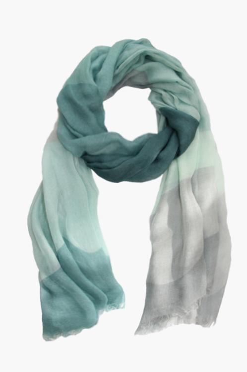 Schal Wave mint