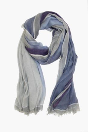 Schal Astro blue