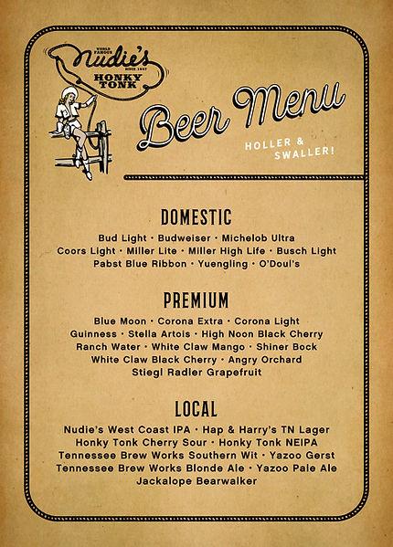 Nudie's regular beer menu update Sept. 2021 page 1.jpg