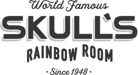 Skull's Rainbow Room logo