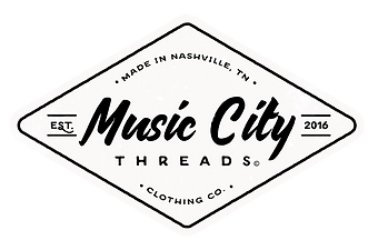 Music City Threads logo